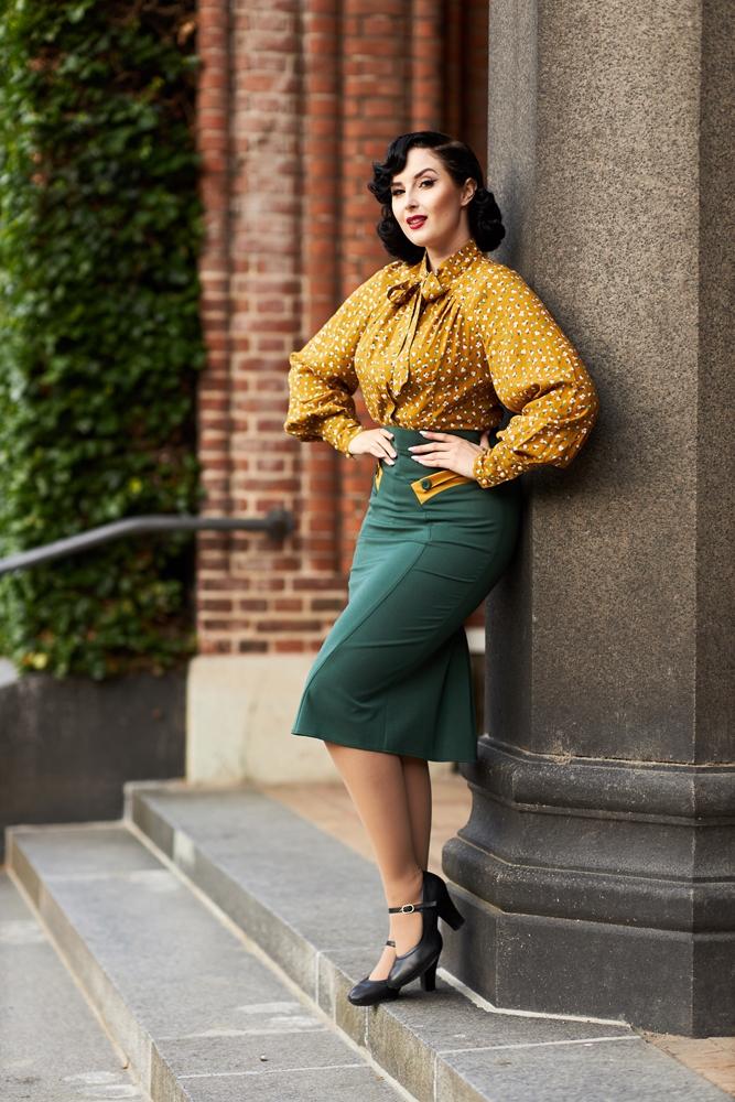 Gia Wiggle Skirt 3XL