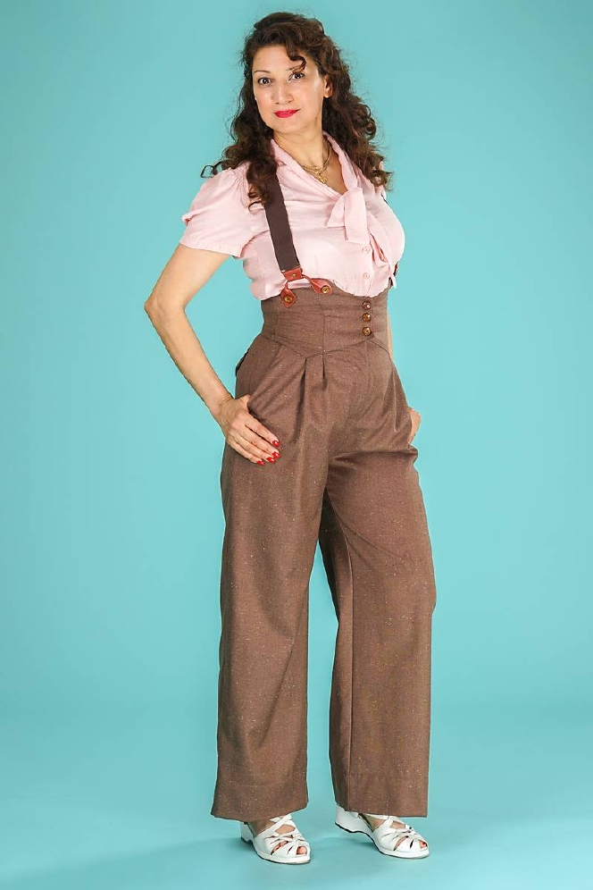 The Miss Fancy Pants slacks