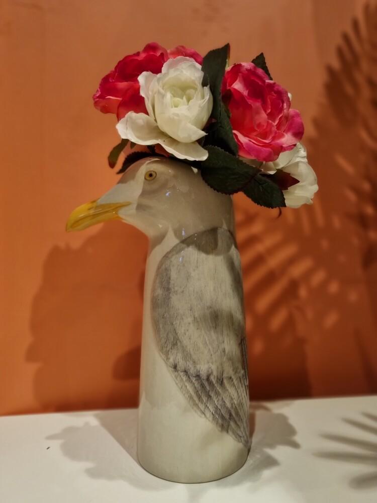 Blomstervase Måke