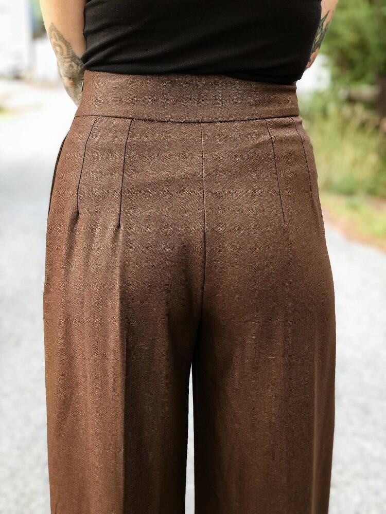Billie Pants - bakside