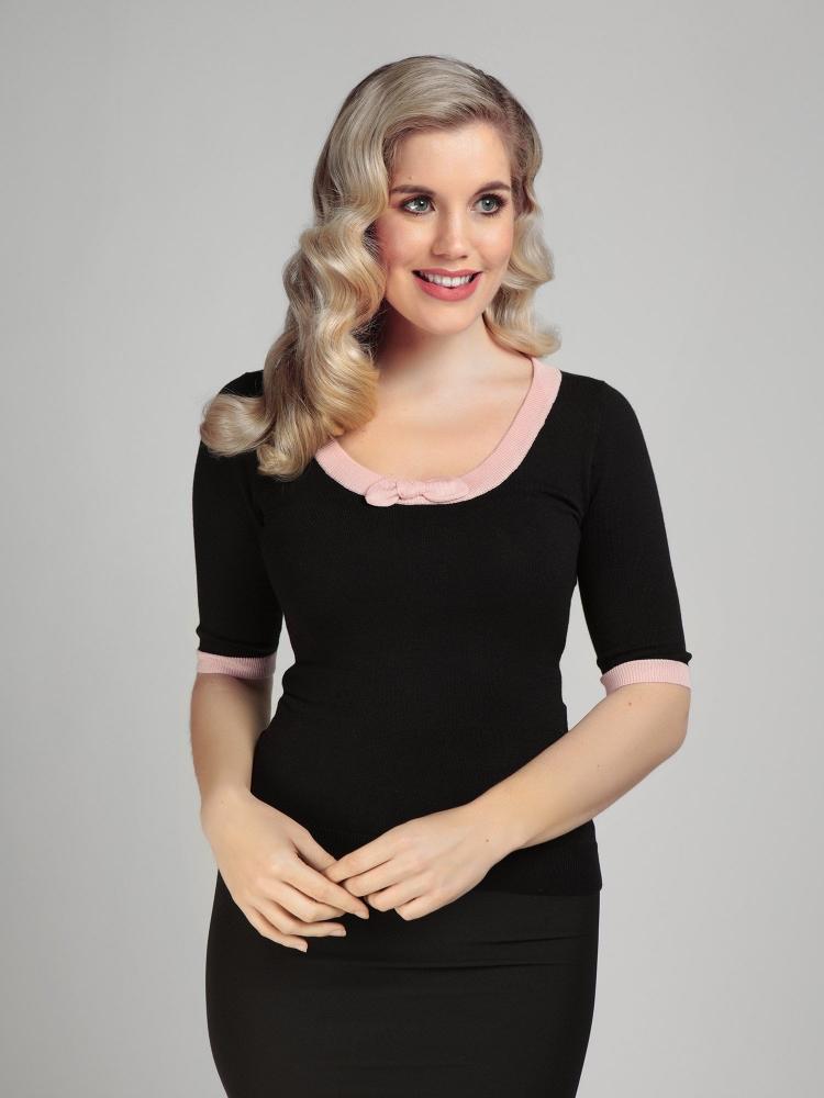 Freya Knitted Top XS/2XL