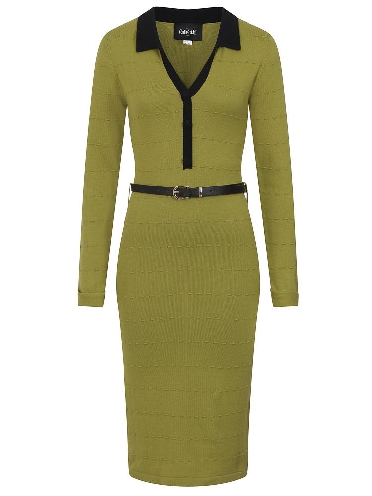 Lorelei Knitted Dress