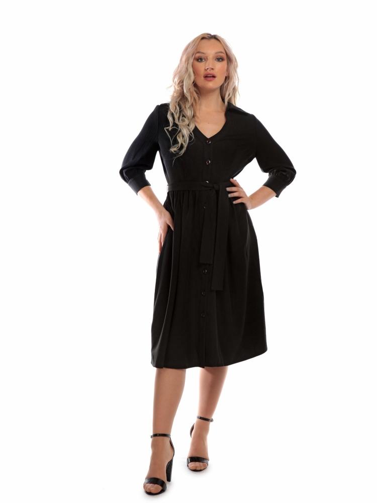 Lauren Plain Dress