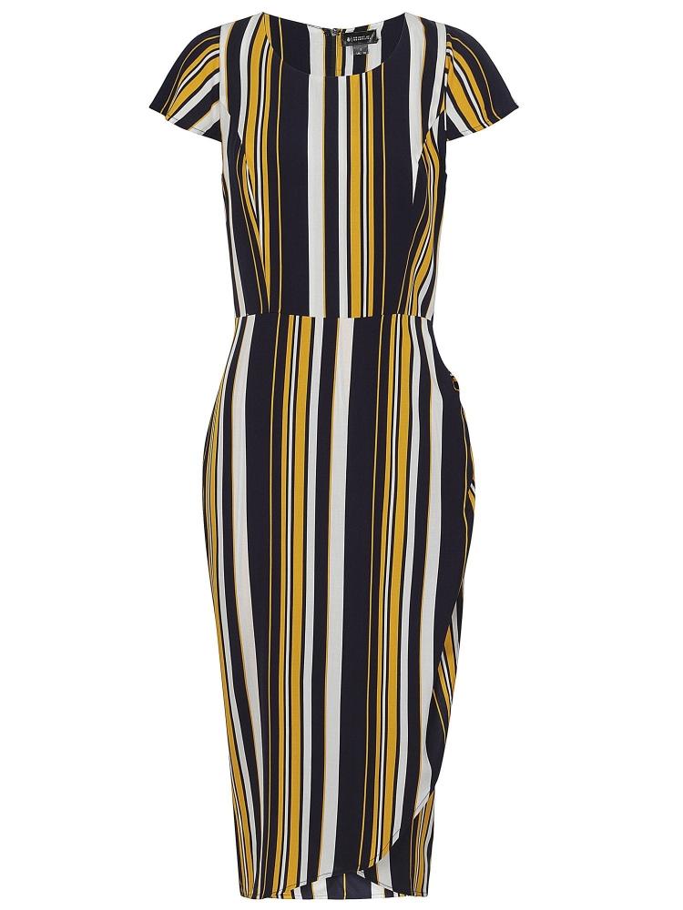 Giselle Nautical Stripe Dress