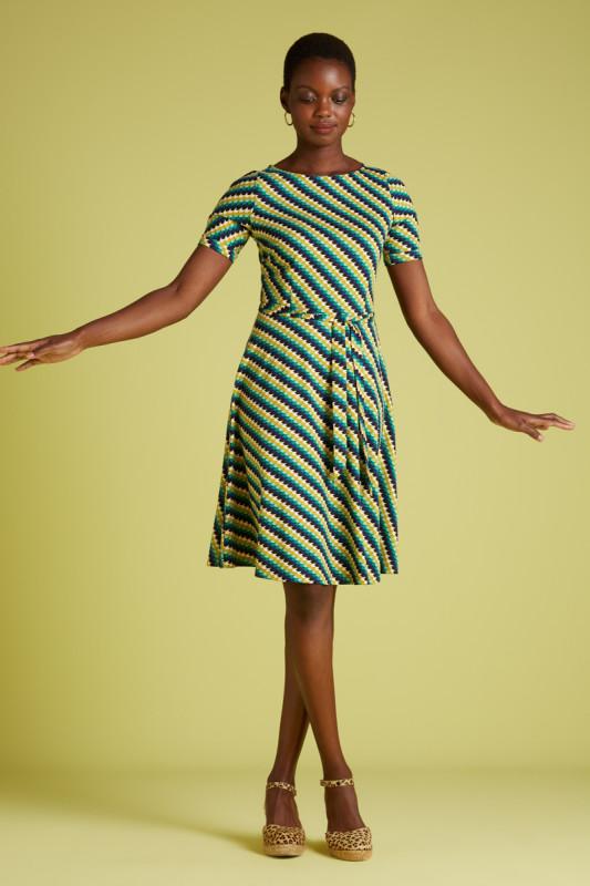 Betty Dress Daze Green