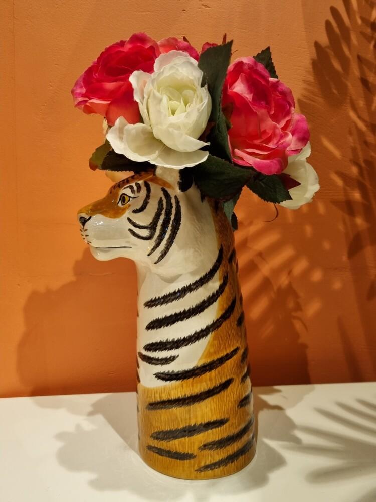 Blomstervase Tiger