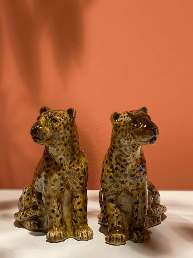 Salt og Pepper Leopard