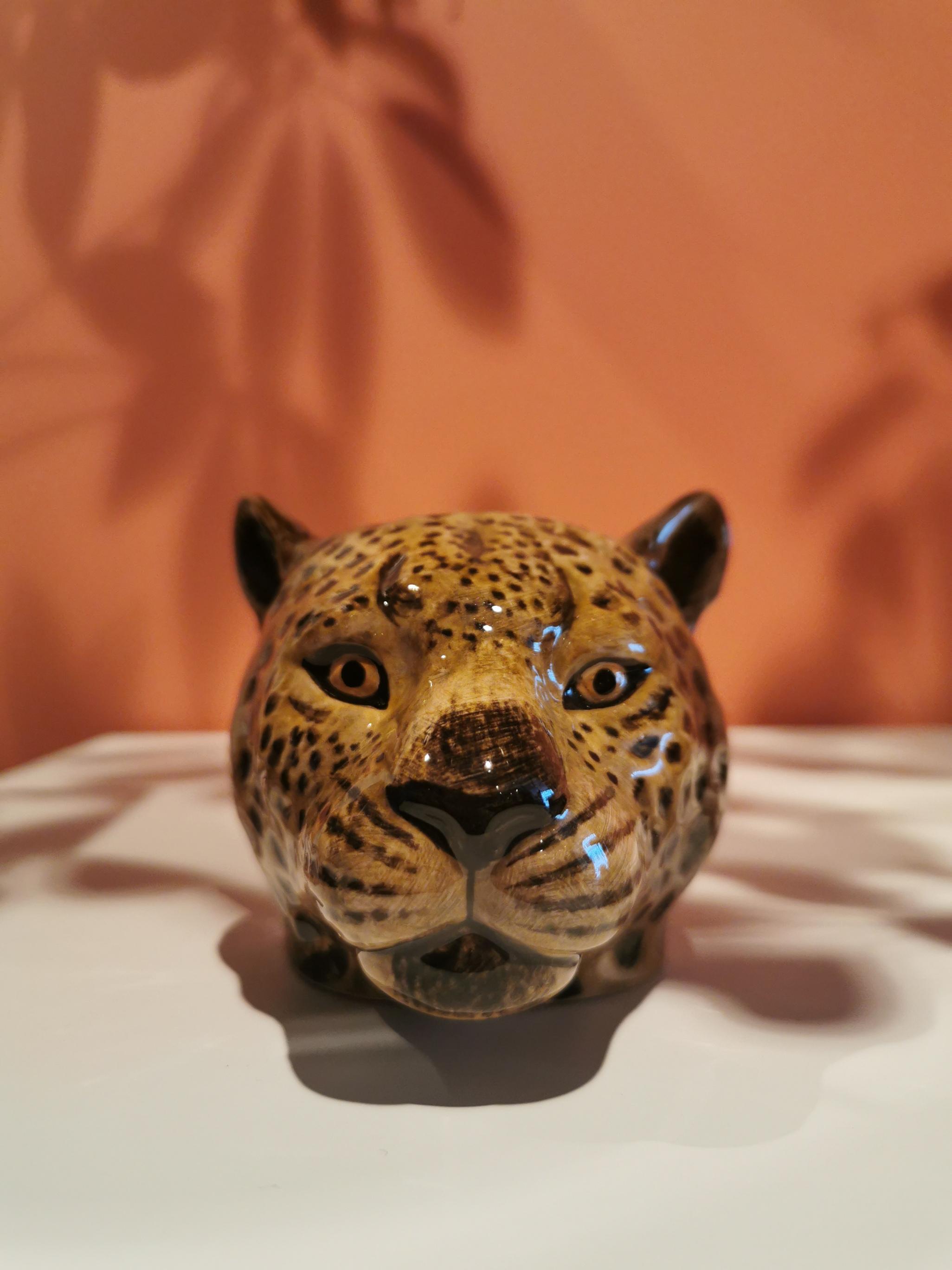 Eggekopp Leopard