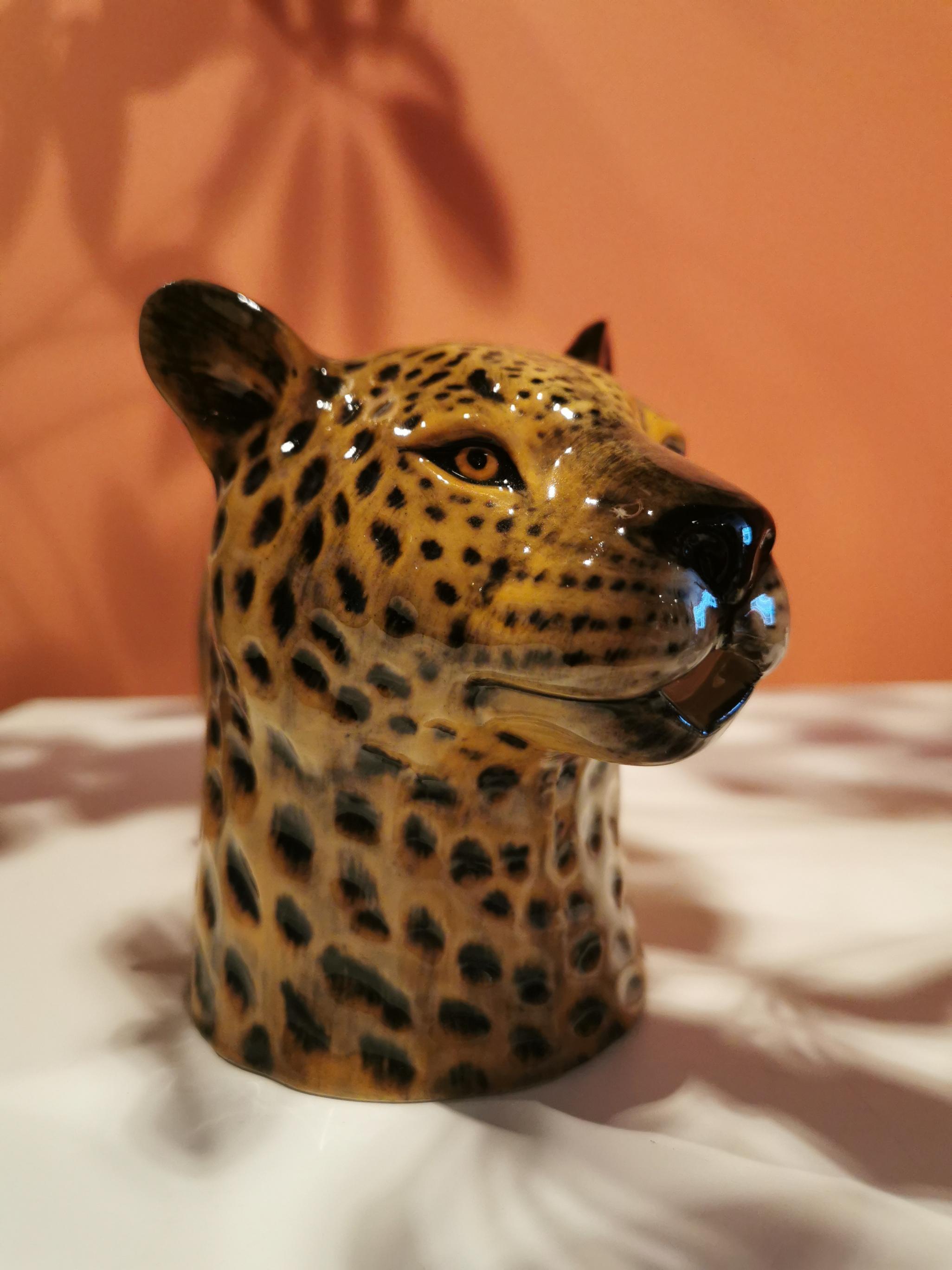 Mugge Leopard Liten