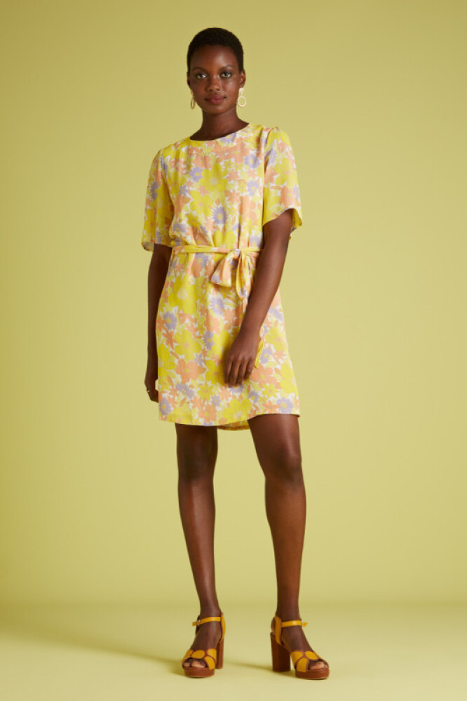 Mila Tunic Dress Doyenne