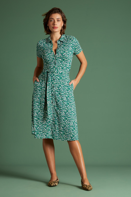 Olive Dress Perris