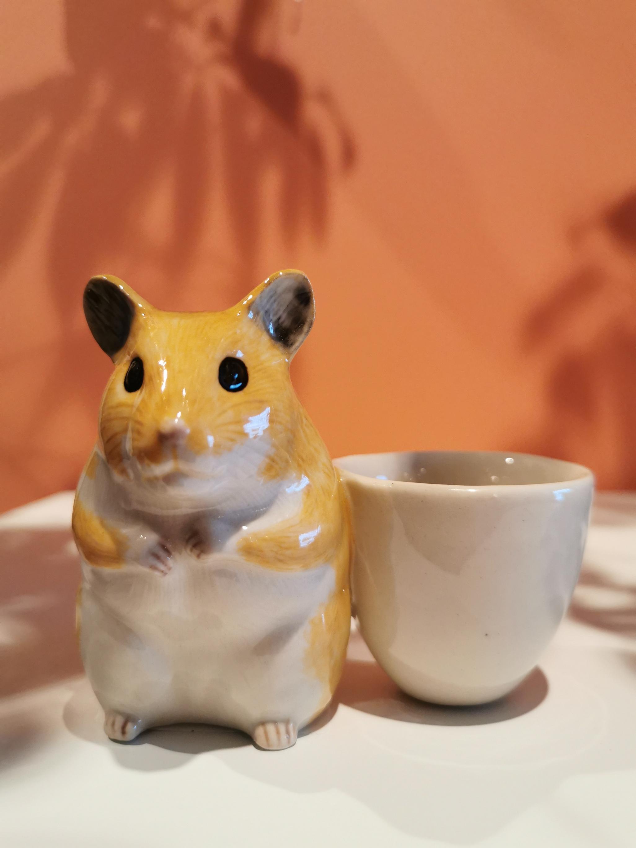 Eggekopp Hamster