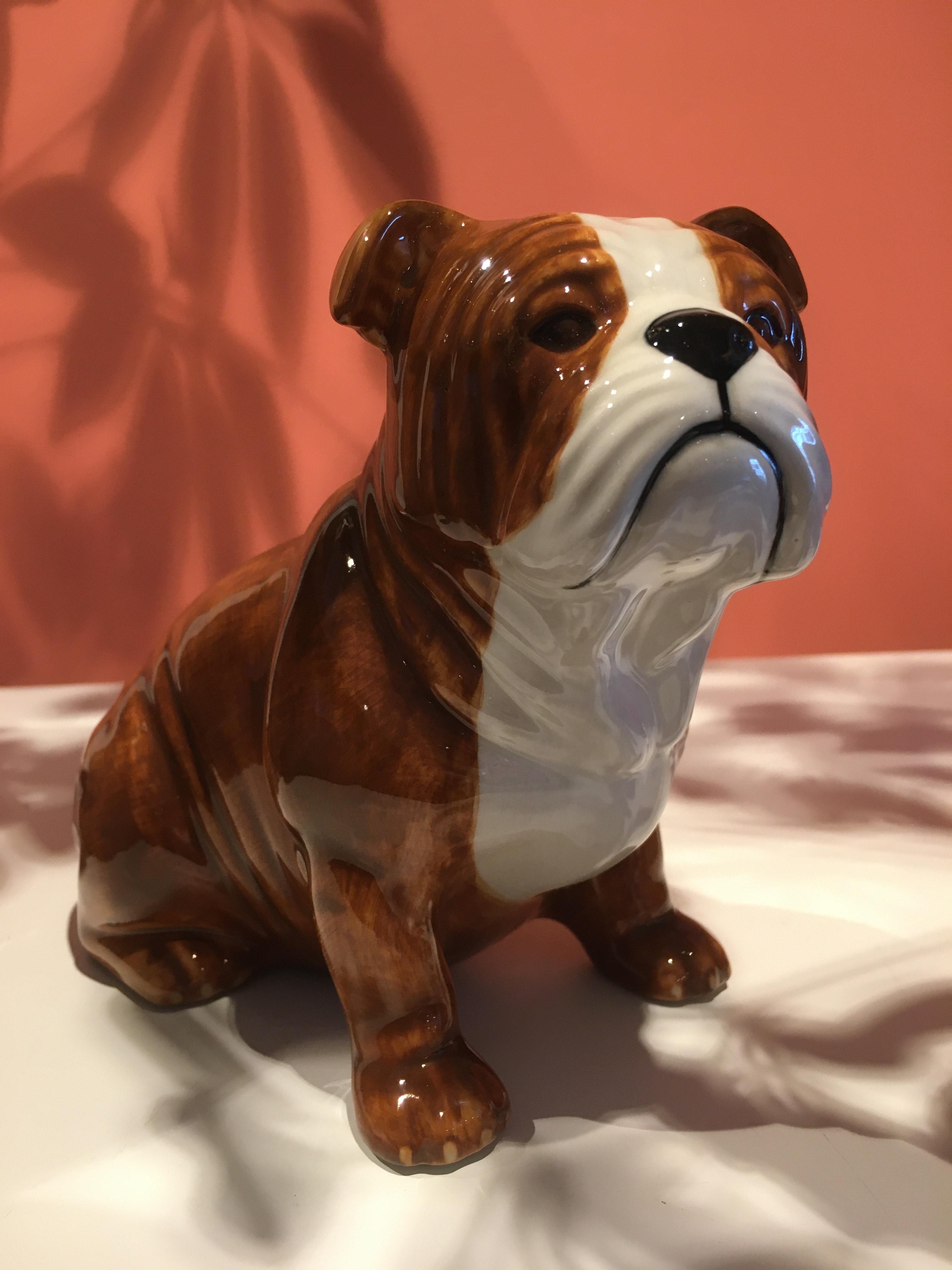 Sparebøsse Bulldog