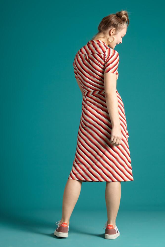 Rosie Slim Fit Dress Daze - bakside