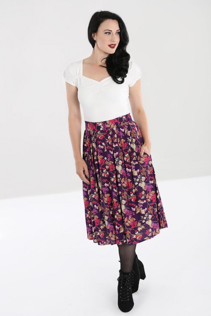Berry Crush Skirt