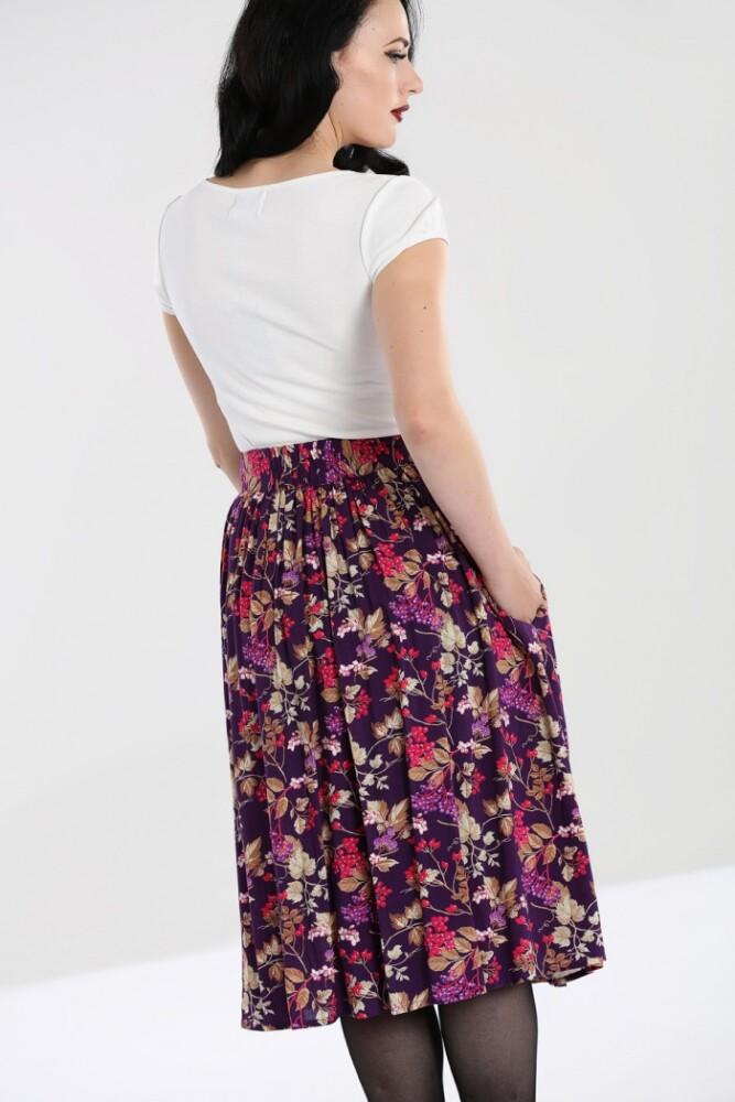 Berry Crush Skirt - bakside