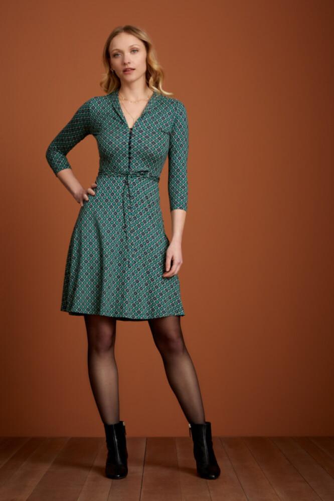 Emmy Dress Carlisle - bakside