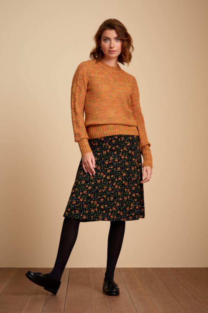 Jeannie Sweater Farfalle - bakside