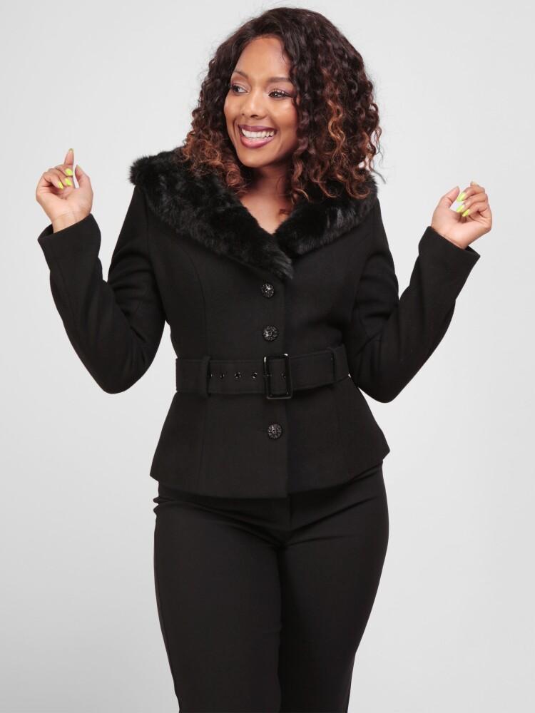 Molly Plain Jacket