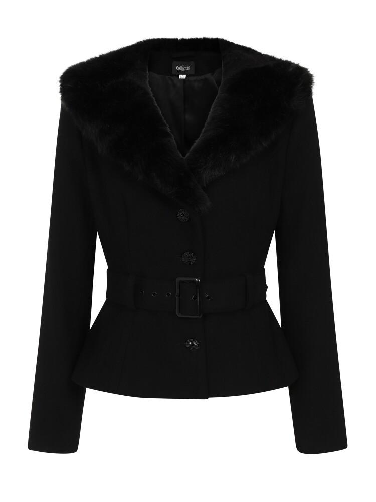 Molly Plain Jacket - bakside