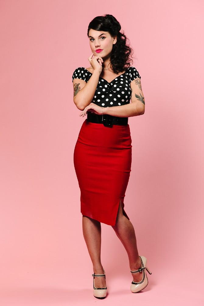 Fianna-Stone Swing Dress Plus Size