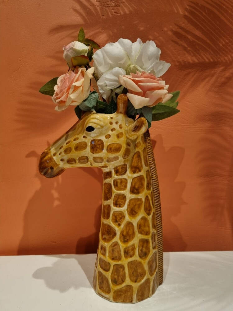 Blomstervase Sjiraff