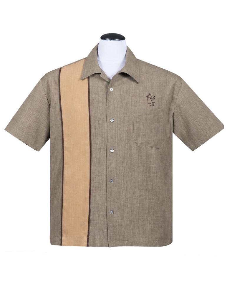 Cocktail Shirt, Plus Size