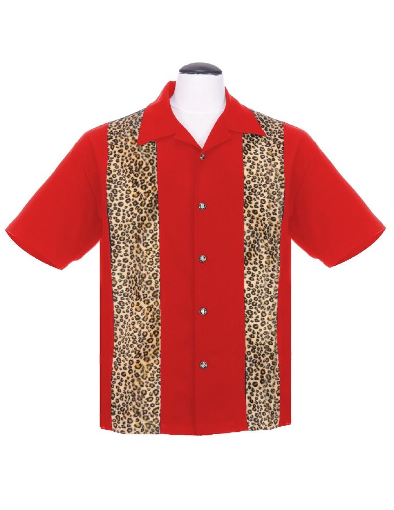 Leopard Shirt Plus Size