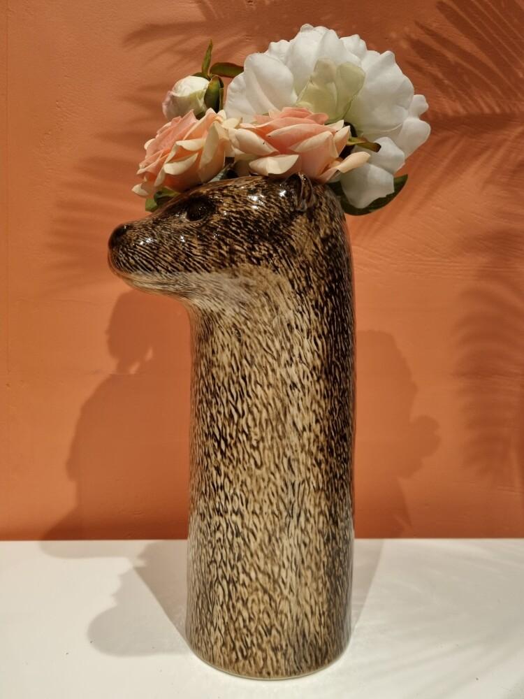 Blomstervase Oter