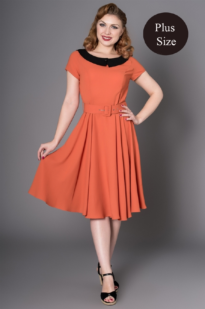 Leora Dress 3XL