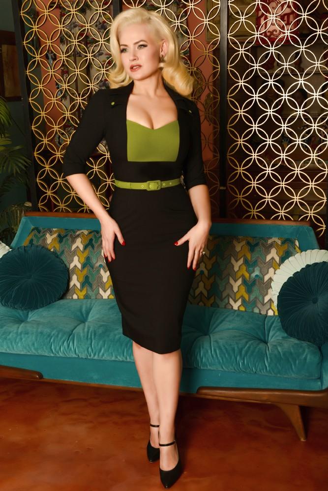 Laura Pencil Dress