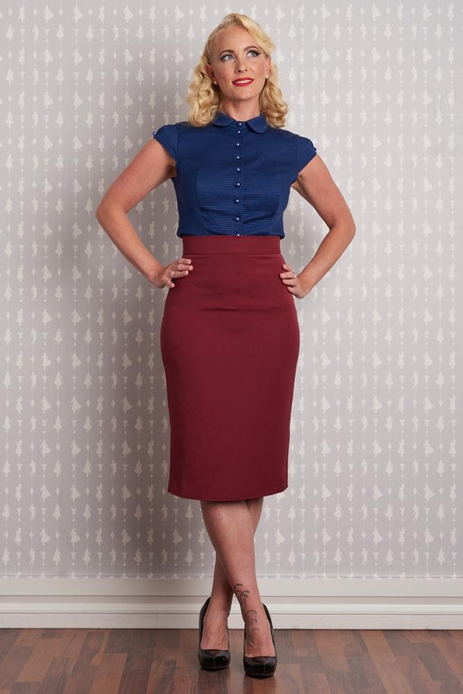 Adelin Pencil Skirt