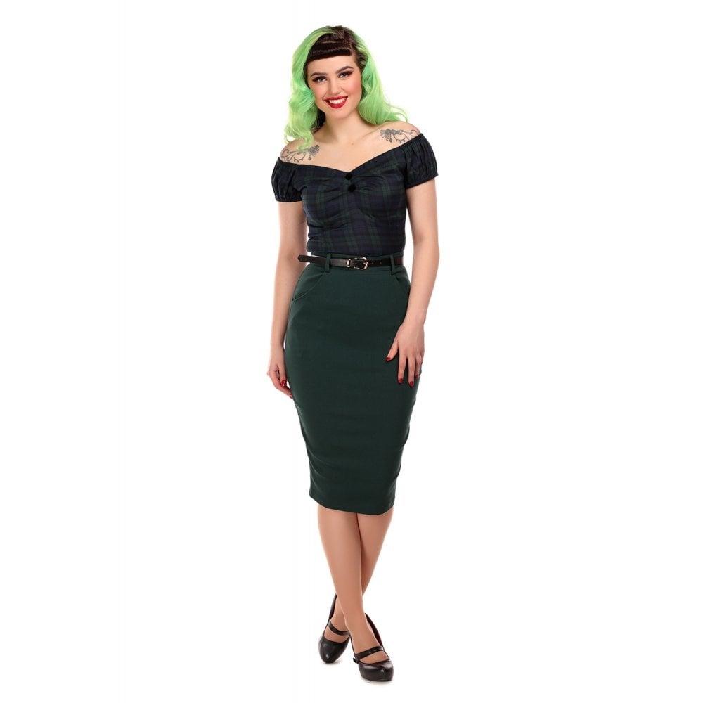Dianne Pencil Skirt