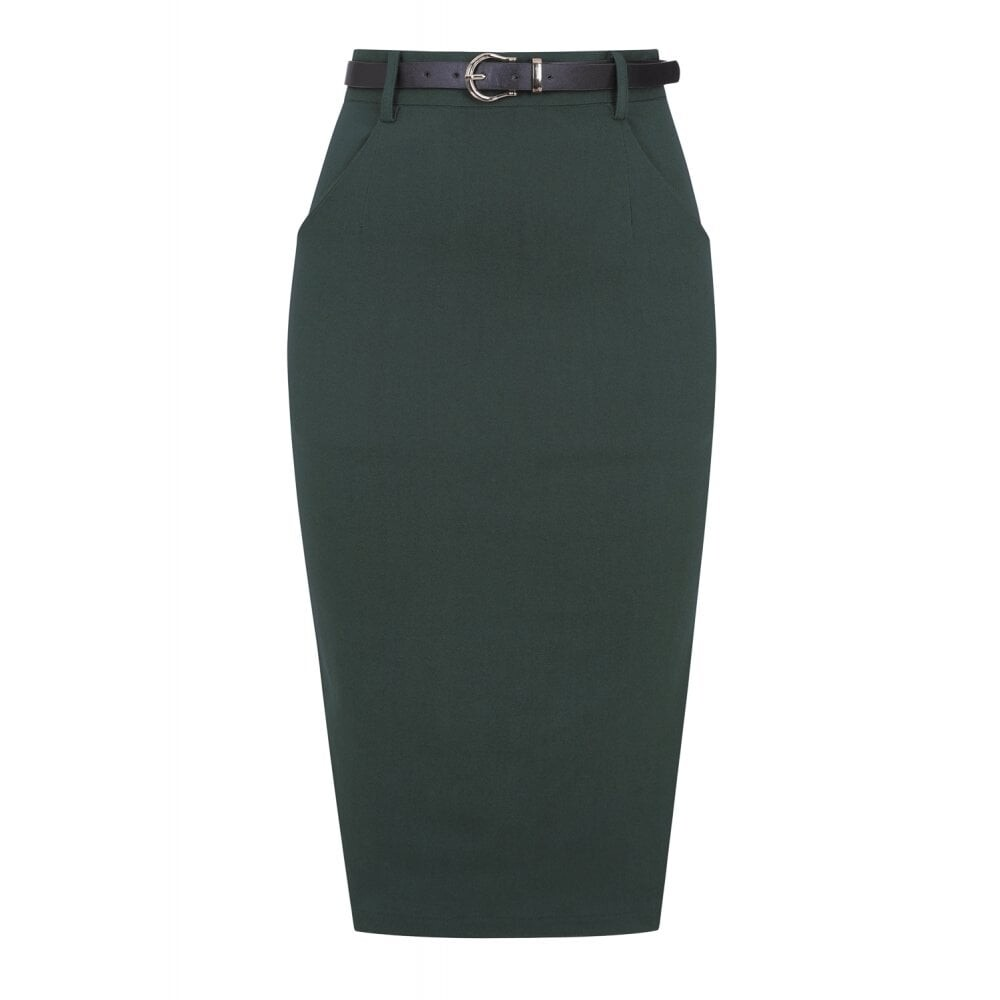 Dianne Pencil Skirt - bakside